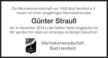 Zur Gedenkseite von Günter
